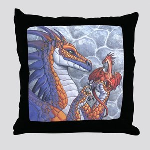 clanchar16x20product Throw Pillow