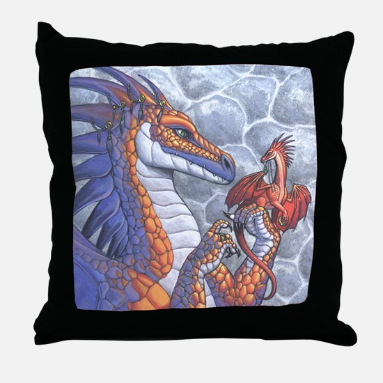 clanchar16x20product Throw Pillow