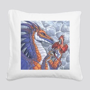 clanchar16x20product Square Canvas Pillow