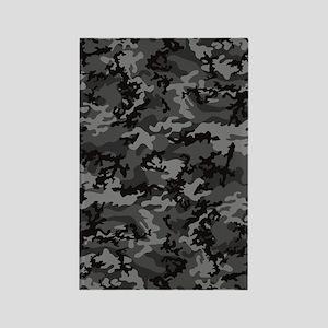 Stadium-Blanket Rectangle Magnet