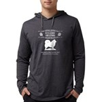 Iceland's only native dog Long Sleeve T-Shirt