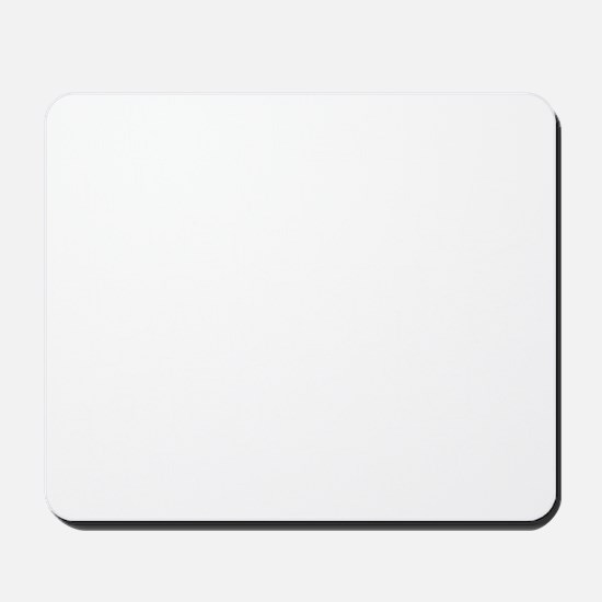 spanishteacherwhite Mousepad
