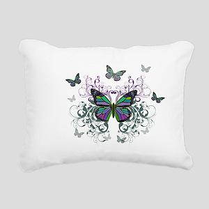 multi1 Rectangular Canvas Pillow