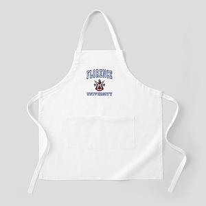 FLORENCE University BBQ Apron