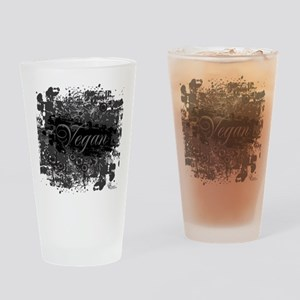 vegan-04 Drinking Glass