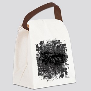 vegan-04 Canvas Lunch Bag