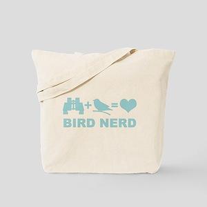 Bird Nerd Funny Birder Tote Bag