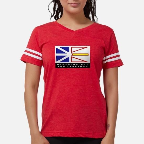 Newfoundland and Labrador Flag T-Shirt