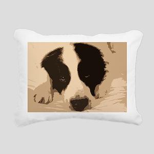 HeraCutout Rectangular Canvas Pillow