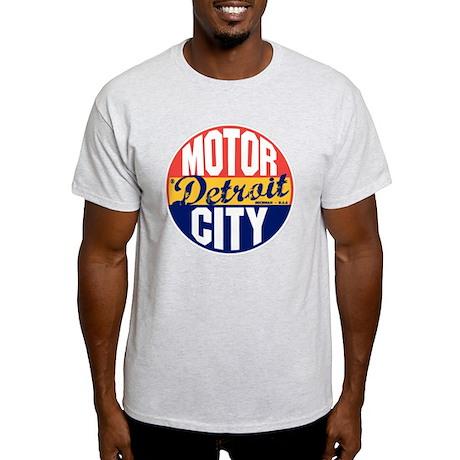 Detroit Vintage Label B Light T-Shirt
