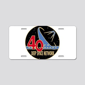 DSN at 40! Aluminum License Plate
