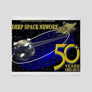 50 Years of DSN! Throw Blanket