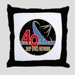 DSN at 40! Throw Pillow