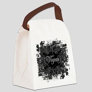 vegan-05 Canvas Lunch Bag