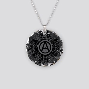 alf-06 Necklace Circle Charm