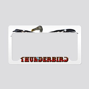 Thunderbird_v2 License Plate Holder