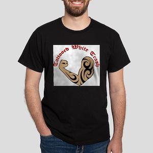 Tattooed White Trash Dark T-Shirt