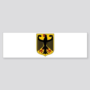 Coat of arms of Germany Bumper Sticker
