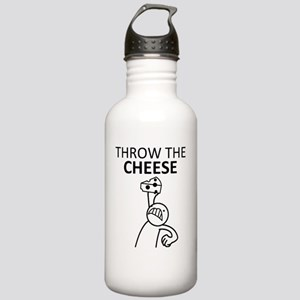 THROW THE copy Stainless Water Bottle 1.0L