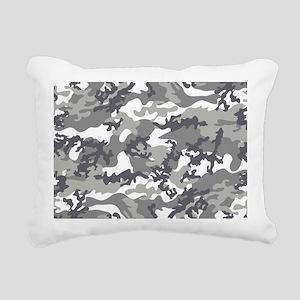 Toiletry-Bag Rectangular Canvas Pillow
