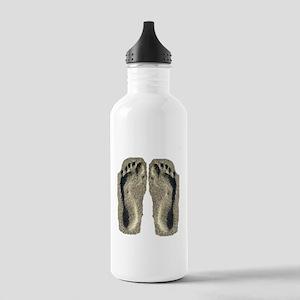 sand flip flops Stainless Water Bottle 1.0L
