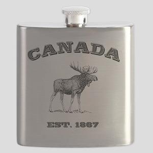 Canada-Moose-3 copy Flask