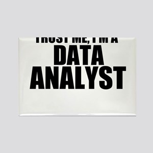 Trust Me, I'm A Data Analyst Magnets