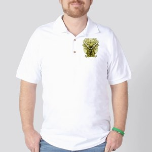 Spirit Animal Totem Golf Shirt
