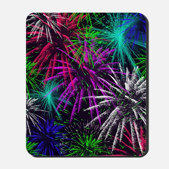 4th of july Mousepad