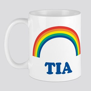TIA (rainbow) Mug