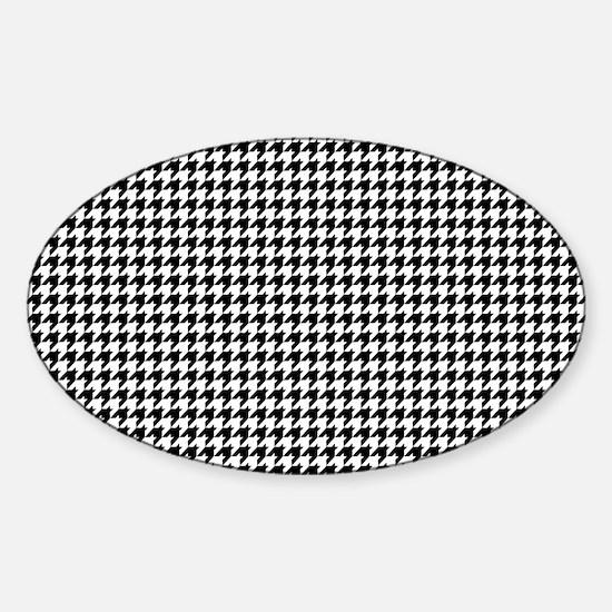 8.42x5.083 Sticker (Oval)
