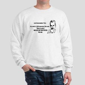 Bad Ass MF Sweatshirt