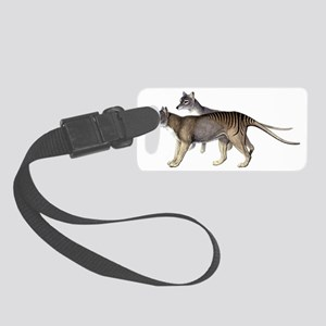 Thylacine2_notext Small Luggage Tag