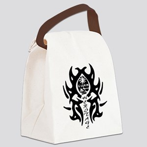 heritage Canvas Lunch Bag