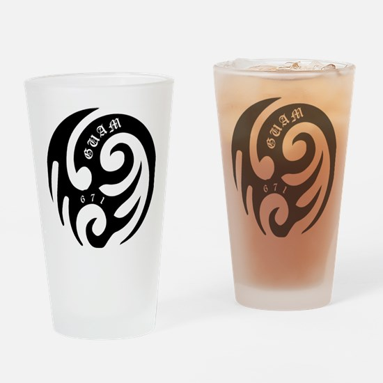 tribal Drinking Glass
