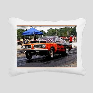 NSS-2012-g Rectangular Canvas Pillow