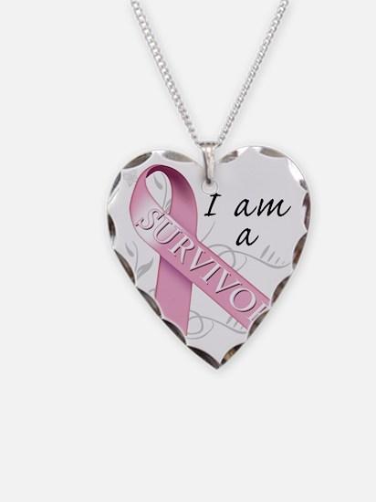 I Am A Survivor Necklace