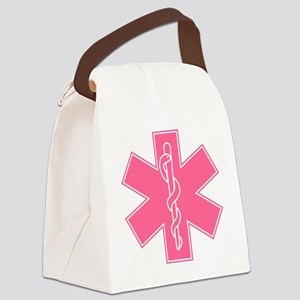 staroflife-pink Canvas Lunch Bag