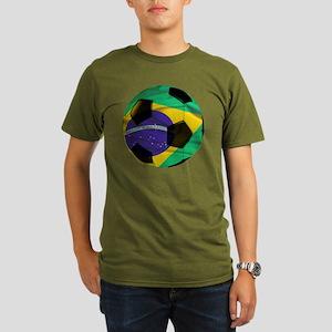 pillow Organic Men's T-Shirt (dark)