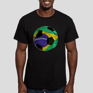pillow Men's Fitted T-Shirt (dark)