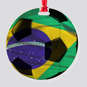 pillow Round Ornament