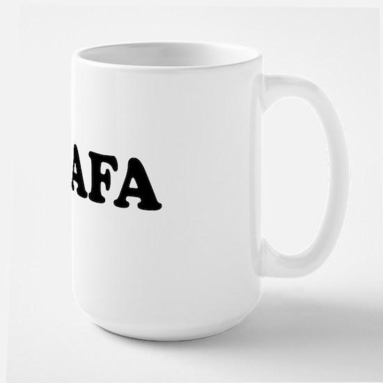 Rafa Flag BB Large Mug