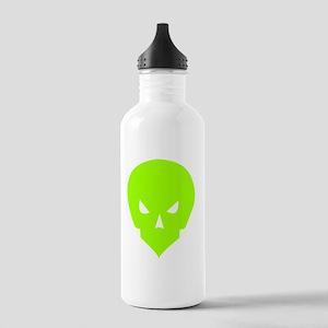 Alien Skull Stainless Water Bottle 1.0L