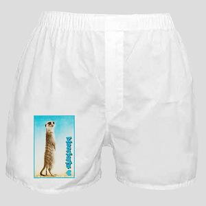 Kat Standing love (Sigg) Boxer Shorts