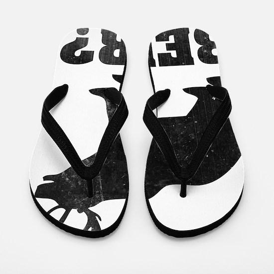 beardeer5 Flip Flops