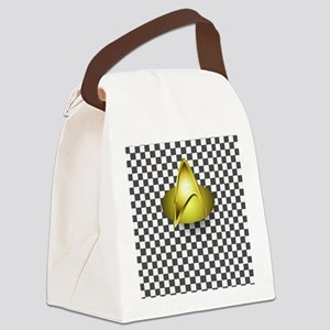 checksv2 Canvas Lunch Bag