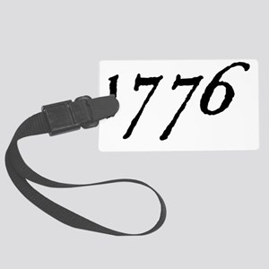 DECLARATION NUMBER FIVE Large Luggage Tag