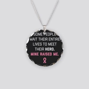 Some People Wait To Meet The Necklace Circle Charm