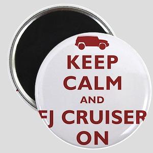 keep-calm-fj Magnet
