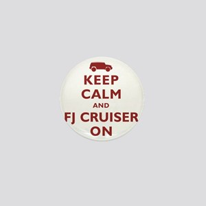 keep-calm-fj Mini Button